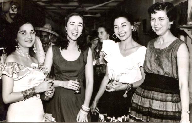 Leila Talukdar, Eloise, Jane Turner, Bobbi Killmer, Marcia Schubert