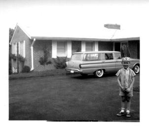 Frank Walsh, c. 1962