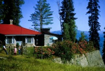 Weekend house in Murree, Pakistan